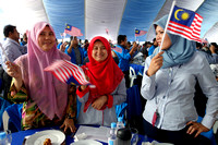 TNB Hari Raya Aidil Fitri Gathering with Prime Minister