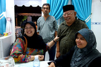 Death of Tan Sri Hamzah Abu Samah
