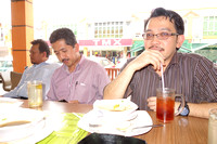 SCM Project Team - Lunch Out