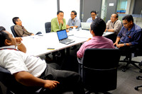 Payment Gateway Project meeting