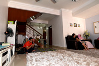 Majlis Tahlil and Birthday at Haniff's House