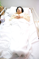 Mak hospitalised for eye operation