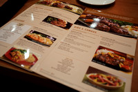 Shahril's Dinner at Tony Romas