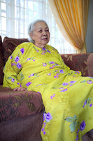 Visit to Faizah's Home to see Mak Long Temah