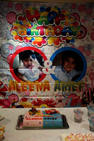 Arief and Aleena Birthday Party