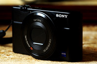 Sony RX100 Pocket Digital Camera