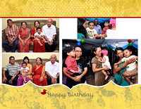 Photobook for Ammutha's Son's Birthday