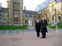 Fabian Visits Malvern and London