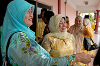 Hapsah's Son's Wedding