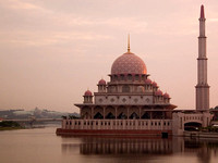 Pink Mosque - Heritage of Islam