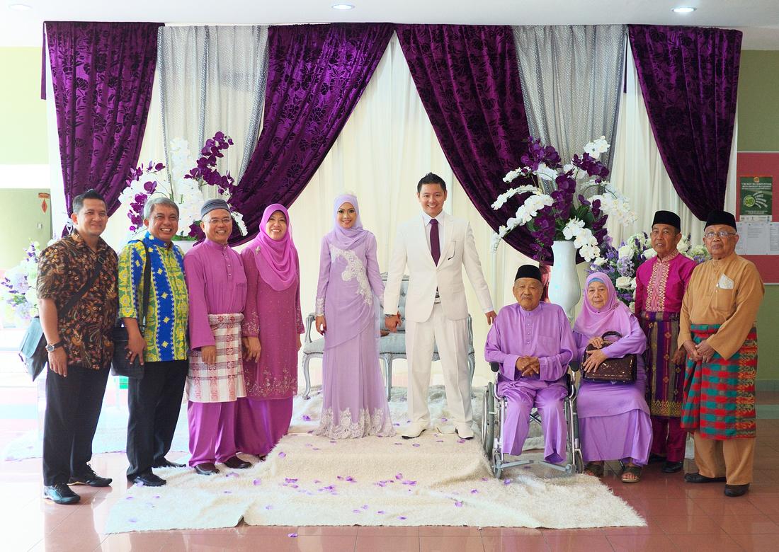 Wedding Anak Pn. Rosminah
