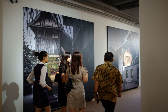 Art Gallery Exhibition and Book Launch of Jejak Langkasuka - Zul
