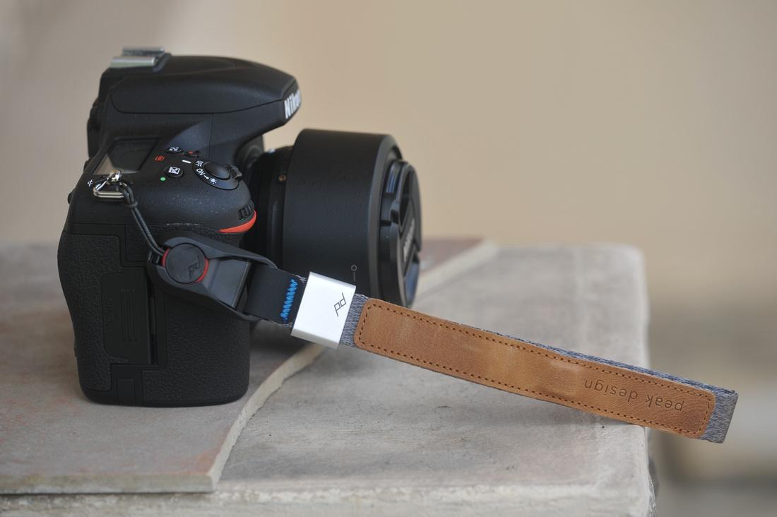 Peak Design Cuff Wrist Strap (Ash)