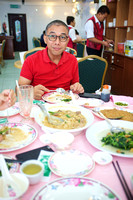 Lunch with Shahril's Family