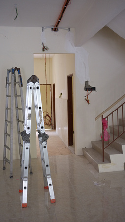 Renovation at Nusaputra House