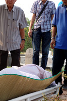 Ayah Cher Funeral