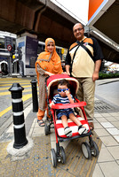 Dilawar Khan & family Holiday in Malaysia