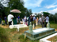 Funeral of Mahfuz's Father